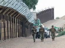 Mỹ gia hạn triển khai quân đội ở khu vực biên giới giáp Mexico