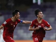 Cận cảnh Việt Nam đánh bại Yemen, đặt 1 chân vào vòng 1/8