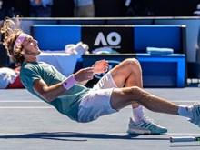'Sát thủ' hạ Federer thẳng tiến vào bán kết Australian Open