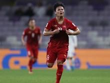 Quang Hải giành giải Bàn thắng đẹp nhất Asian Cup 2019
