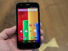 Chùm ảnh mẫu điện thoại Moto G của hãng Motorola