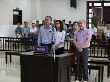 Tuyên án xét xử phúc thẩm vụ tham ô tài sản tại PVP Land