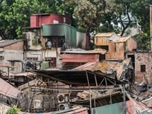 Vụ cháy gần Viện Nhi: Không để các hộ dân không có nhà ở