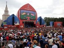 Hơn 5.000 cổ động viên nước ngoài chưa rời khỏi Nga sau World Cup 2018