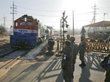 Truyền thông Triều Tiên chỉ trích Mỹ cản trở các dự án liên Triều