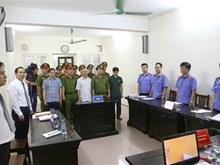 """Truy tố ông Trần Việt Tân và Bùi Văn Thành liên quan vụ Vũ """"nhôm"""""""