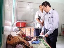 Khởi tố, bắt y tá tiêm vắcxin trong vụ 3 trẻ chết ở Quảng Trị