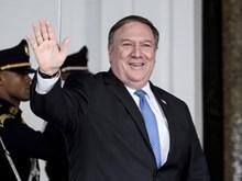 Ngoại trưởng Mỹ Pompeo hy vọng gặp đối tác phía Triều Tiên
