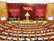 Hình ảnh toàn cảnh khai mạc Hội nghị Trung ương 9 khóa XII