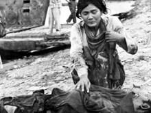 """Hình ảnh """"địa ngục trần gian"""" mà Pol Pot gây ra với nhân dân Campuchia"""