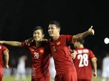 Yêu cầu chấm dứt sử dụng trái phép hình ảnh tuyển bóng đá Việt Nam