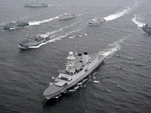 Ảnh cuộc tập trận chiến lược Steadfast Jazz của NATO