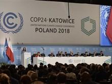 Hội nghị COP 24: Các nước quyết đạt đồng thuận về nhiệt độ Trái Đất