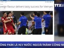 [Video] FIFA: Ông Park là huấn luyện viên nước ngoài thành công nhất
