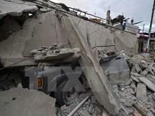Ecuador gia hạn tình trạng khẩn cấp sau trận động đất tháng 4