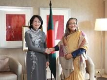 Việt Nam luôn mong muốn tăng cường quan hệ hợp tác với Bangladesh