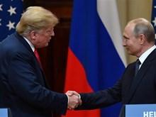 Tổng thống Mỹ tuyên bố không gặp Tổng thống Nga tại Paris