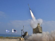 Israel thử thành công hệ thống phòng thủ tên lửa tối tân