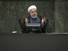 """Iran sẵn sàng đối đầu với Mỹ và """"những quốc gia hám lợi nhỏ"""""""