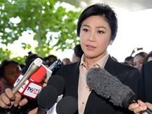 Campuchia bác tin cấp hộ chiếu cho bà Yingluck Shinawatra