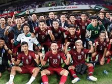 Cận cảnh đội tuyển Thái Lan thẳng tiến vòng 1/8 Asian Cup 2019