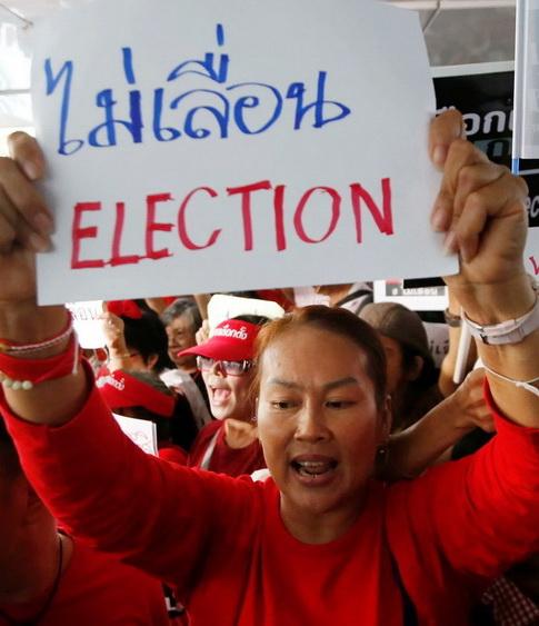 [Mega Story] Chính trường Thái Lan: Những kịch bản khó đoán