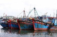 Đề nghị các nước hỗ trợ tàu thuyền Việt Nam tránh bão
