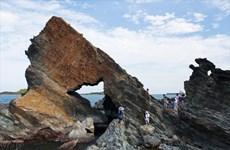 Du lịch Quảng Nam: Kỳ thú ghềnh đá Bàn Than-Biển Rạng