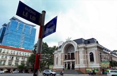 [Photo] Đường Đồng Khởi: Niềm tự hào của người Sài Gòn