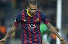 Daniel Alves sẽ thi đấu tại Premier League trong mùa giải tới