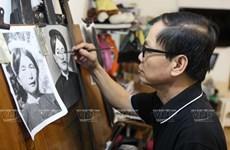 Thăng trầm nghề vẽ tranh truyền thần của nghệ nhân Hà Nội