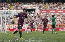 """Nếu phá kỷ lục, Messi cũng không được tôn vinh tại """"El Clasico""""?"""