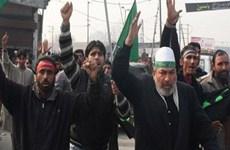 Ấn Độ áp đặt lệnh giới nghiêm ở thủ phủ mùa Hè Srinagar