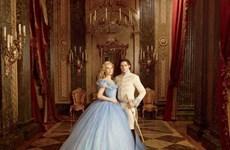"""Trang phục trong phim """"Cinderella"""" đẹp như truyện cổ tích"""