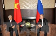 [Photo] Hoạt động của Tổng Bí thư Nguyễn Phú Trọng tại Nga