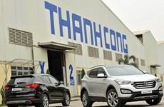 Hyundai Thành Công ra mắt SantaFe 2015 có giá từ 1,13 tỷ đồng