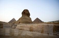 Ai Cập phát hiện tượng nhân sư bằng đá vôi niên đại 3.600 năm