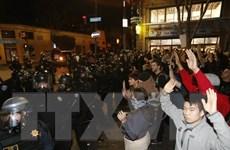 Biểu tình phản đối cảnh sát tại Mỹ tiếp tục diễn biến phức tạp