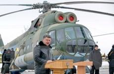Cuộc hòa đàm tại Minsk về căng thẳng tại Ukraine bị hoãn lại