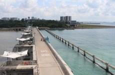 Marina Barrage: Kỳ quan xây dựng giữa trung tâm Singapore