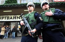 Đức: Cảnh sát bang Bayern liên tiếp nhận 2 đe dọa đánh bom