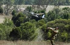 Syria bắn hạ máy bay do thám không người lái của Israel