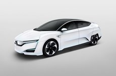 Honda sẽ mang mẫu FCV concept mới tới triển lãm Detroit