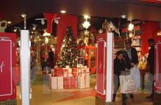 Không khí Giáng sinh châu Âu tràn ngập cái nôi của đạo Hindu