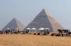 Ai Cập đón gần 1 triệu lượt du khách nước ngoài trong tháng 10