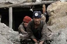 Sập hầm mỏ ở Tây Bắc Pakistan làm ít nhất 11 người tử vong
