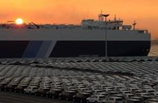 Hàn Quốc: Kim ngạch xuất khẩu đạt mức cao kỷ lục trong năm 2014