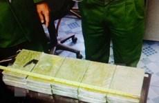 Quảng Ninh: Thu giữ gần 20 kg ma túy trên tuyến biên giới Móng Cái