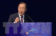 Bế mạc Hội nghị cấp cao về xúc tiến đầu tư toàn cầu tại Ấn Độ
