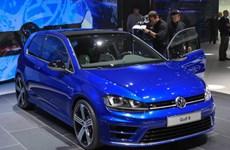 Mẫu VW Golf đoạt giải thưởng Xe của năm ở triển lãm Detroit
